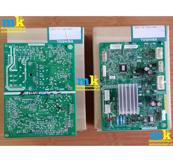 ( SP972 ) Board Inverter Tủ Lạnh Toshiba GR-T41VUBZ , GR-T46VUBZ & GR-TG41VPDZ , GR-TG46VPDZ